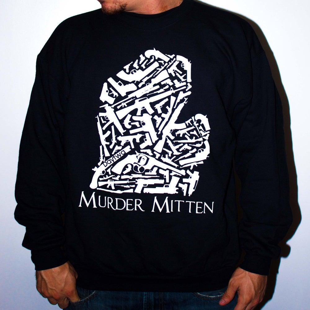 Mitten Black And White Mitten crew (black/white)