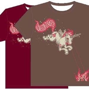 "Image of ""Unicorn of Death"" T-Shirt"