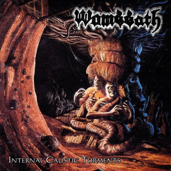 "Image of WOMBBATH ""Internal Caustic Torments"" CD"