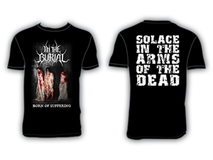 Image of In The Burial - Solace In The Arms Of The Dead (SHIRT)