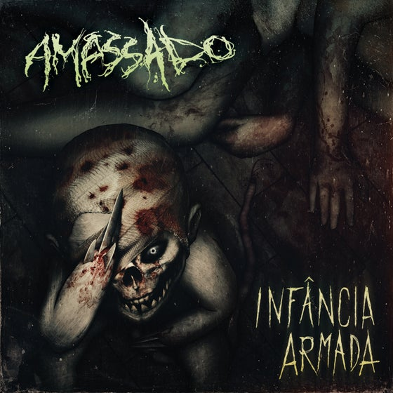 """Image of AMASSADO """" Infancia Armada """""""