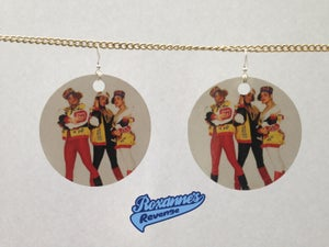 Image of Salt-n-Pepa Earrings