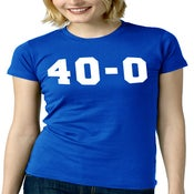 Image of Women's 40-0 Tee