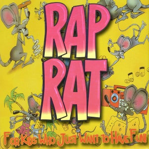 Image of Rap Rat – For Kids Who Just Want To Have Fun!