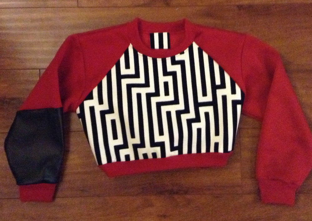 Image of Women's Pyramid Sweater