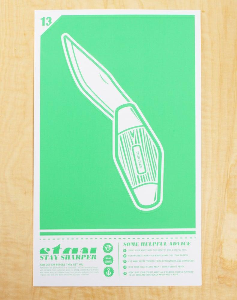Image of Stay Sharper Pocket Knife
