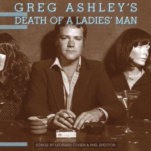 "Image of Greg Ashley - ""Death of a Ladies' Man"" LP"