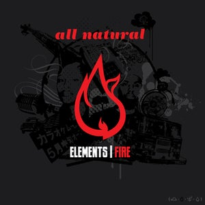Image of All Natural - Elements (Fire)