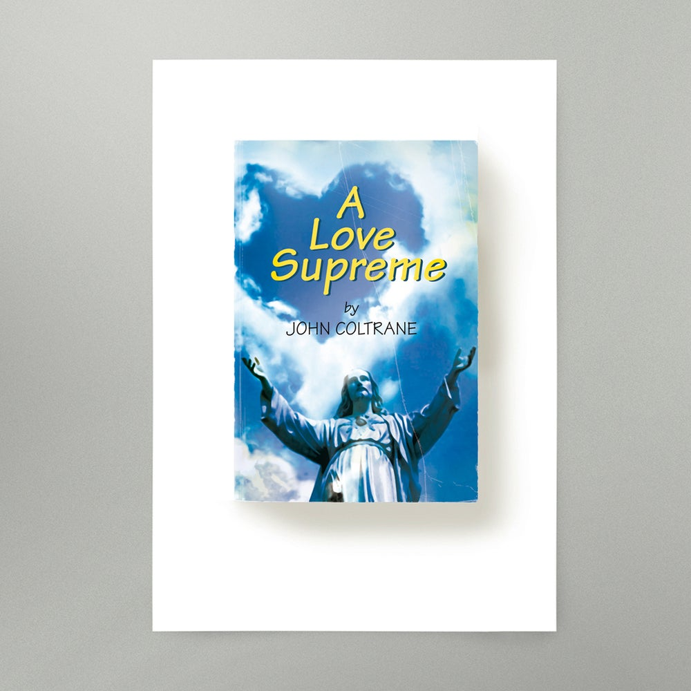 Image of A Love Supreme Art Print