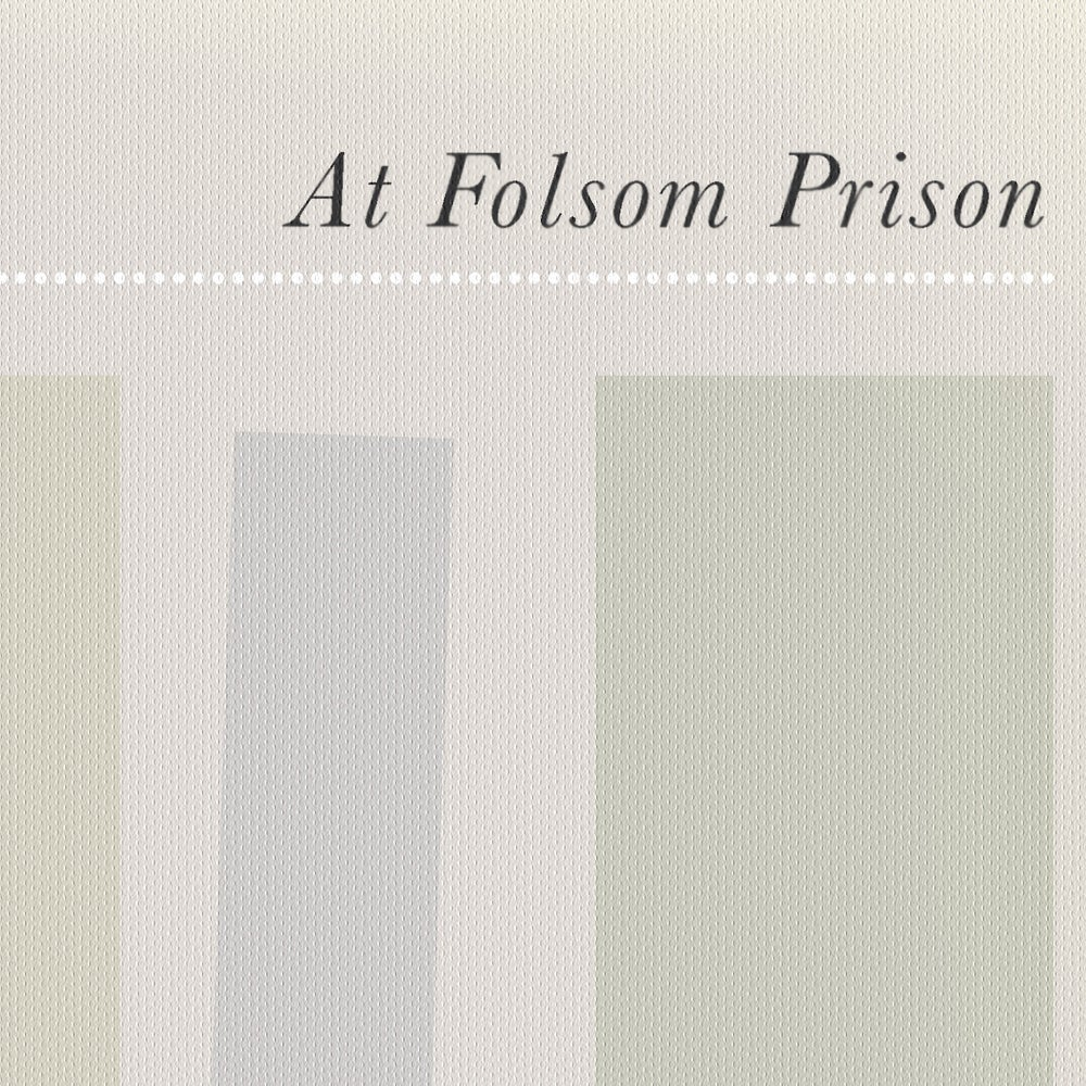 Image of At Folsom Prison Art Print