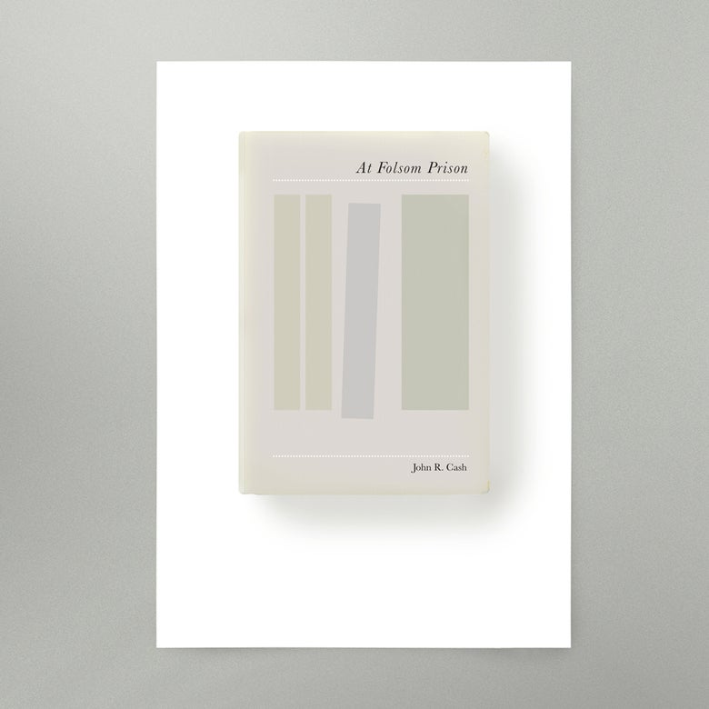 Image of At Folsom Prison Art Print