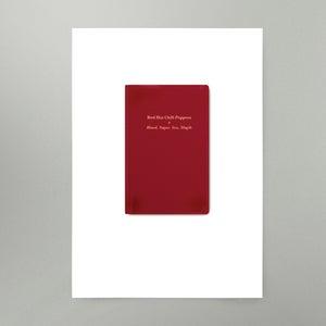 Image of Blood Sugar Sex Magik Art Print