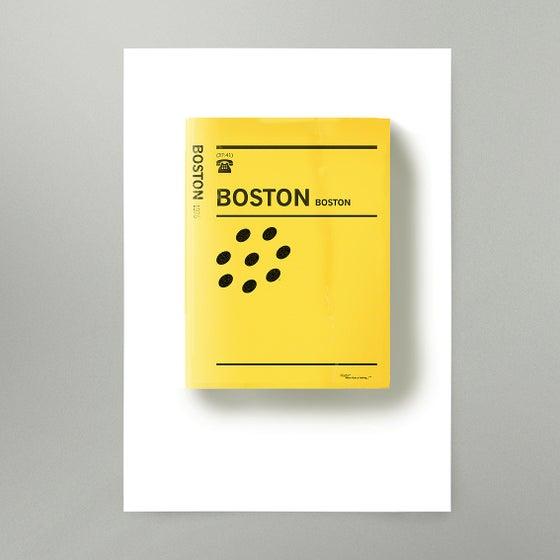 Image of Boston Art Print