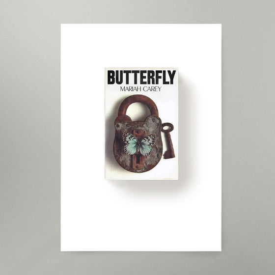 Image of Butterfly Art Print