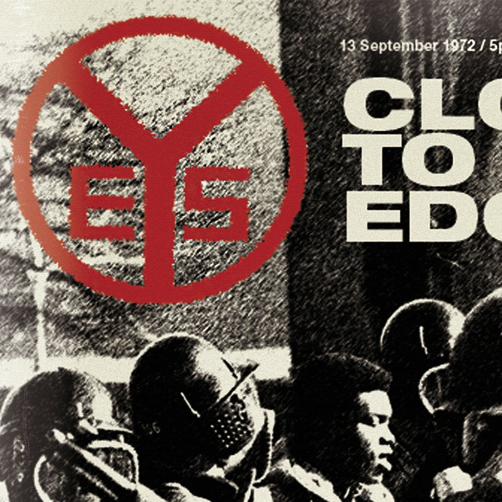 Image of Close To The Edge Art Print