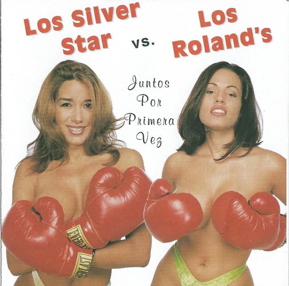 Los silver star vs los rolands juntos por primera vez