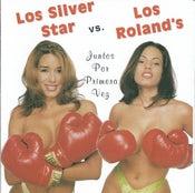 Image of Los Silver Star VS. Los Rolands - Juntos Por Primera Vez