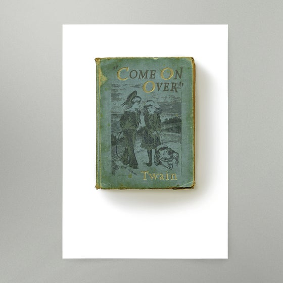 Image of Come On Over Art Print