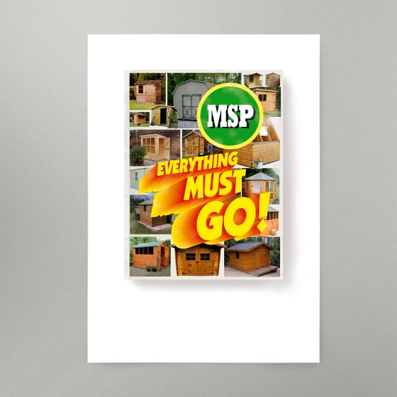 Image of Everything Must Go Art Print