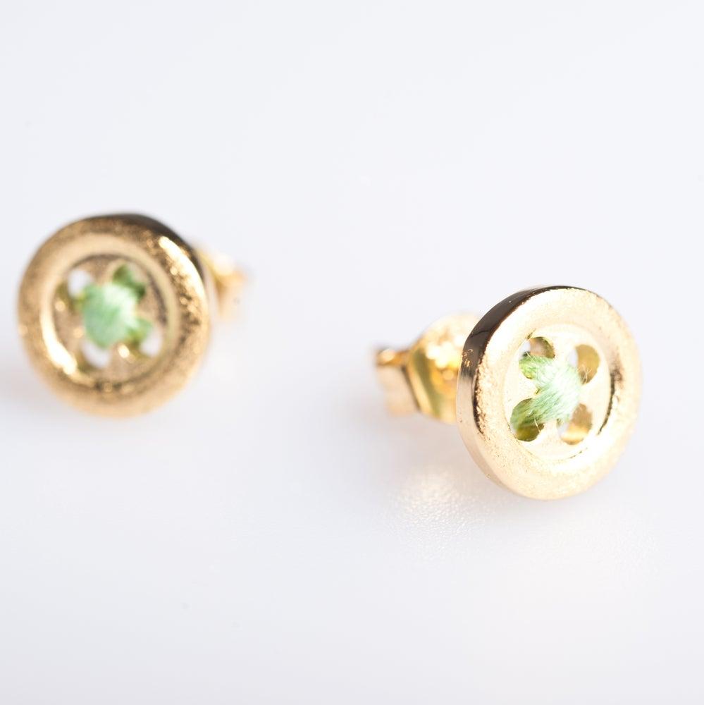 Image of Oorbellen zilver, handgemaakt, unieke juwelen, goudsmid Antwerpen, handmade