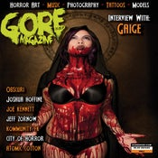 Image of Gore Noir Magazine Issue #9 IN STOCK!