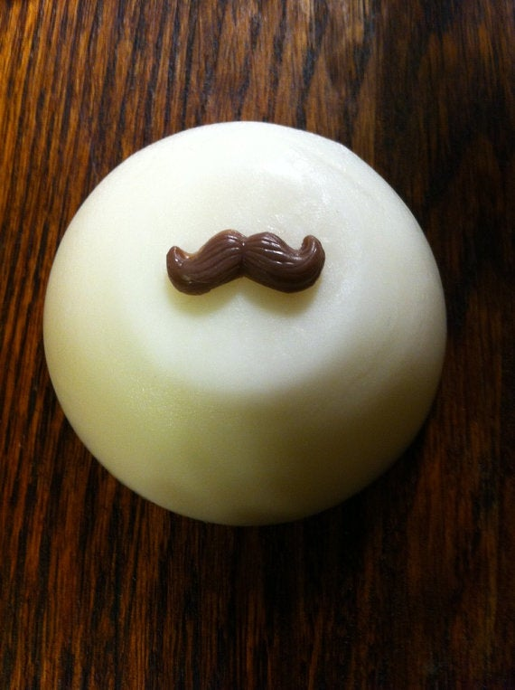Image of Mr. Mustache Shaving Soap