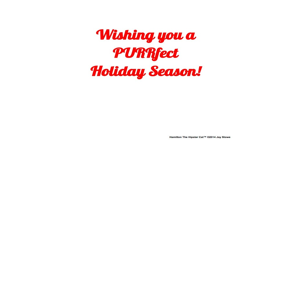 Image of Hamilton Holiday Greeting Cards
