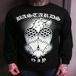 Image of Bastards for Life long sleeve shirt