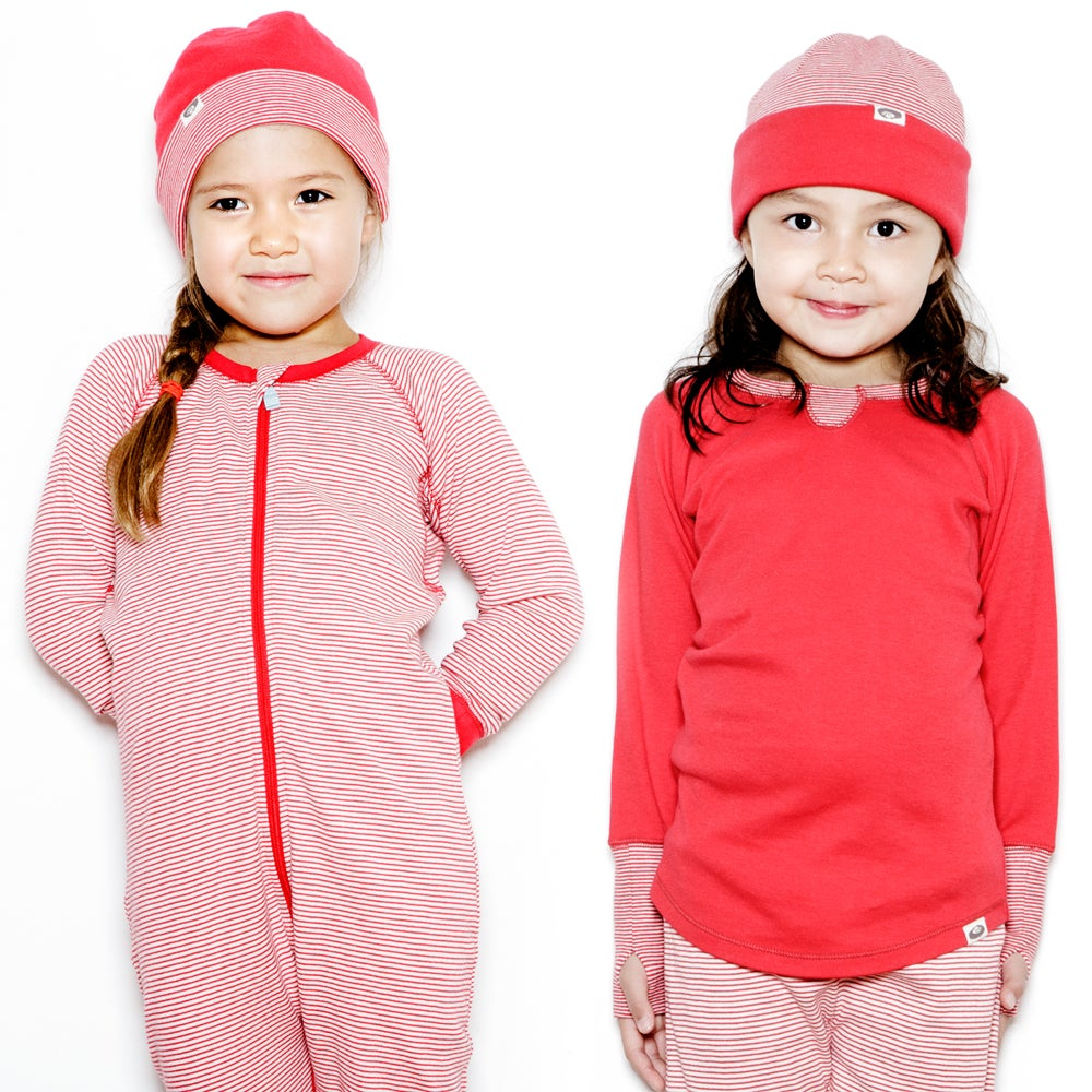Image of Snuggle Reversible Beanie . more colours