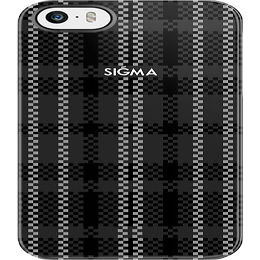 "Image of ""PLAID"" iPhone 5 Case [Grey]"