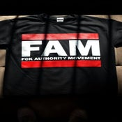 Image of Fck Authority Movement
