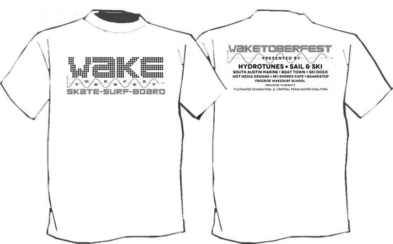 Image of 2013 Waketoberfest T-Shirt - WHT