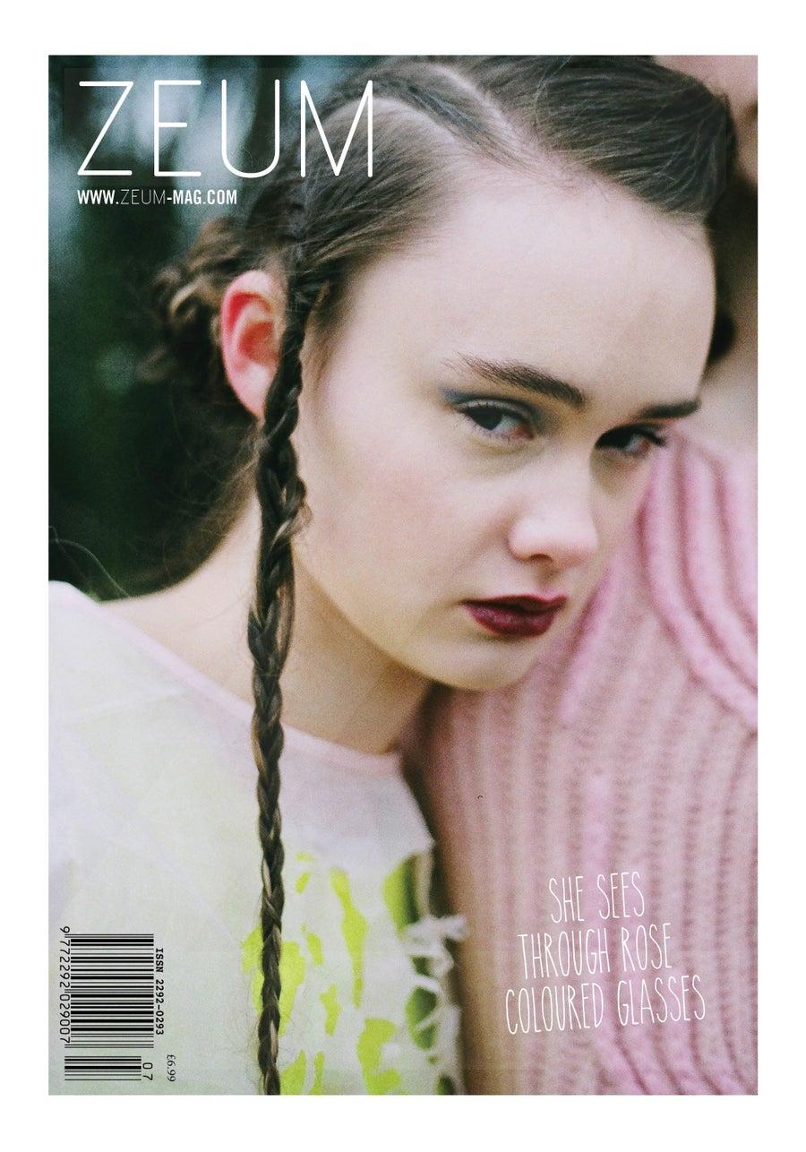 Image of Zeum Magazine Issue 7 (DIGITAL DOWNLOAD)