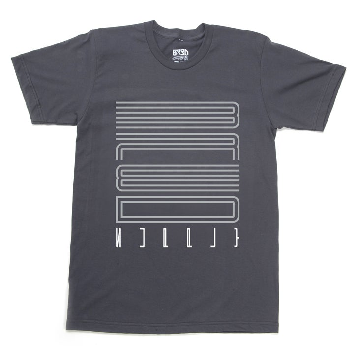 "Image of ""XI"" -T- Cool Grey"