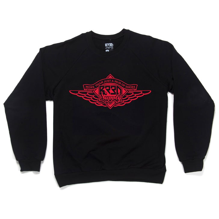 "Image of ""Wings""  Crewneck"