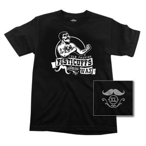 Image of Fisticuffs Bare-knuckle Tee
