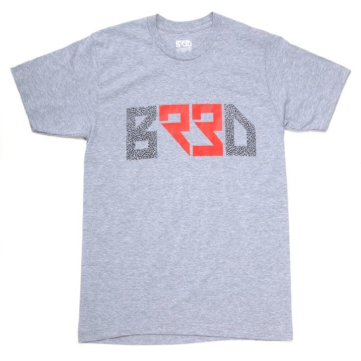 Image of B23D™ Shirt - Grey Heather