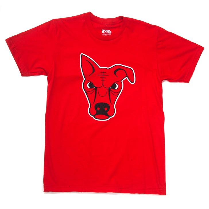 "Image of ""PureBred"" Shirt - Red"