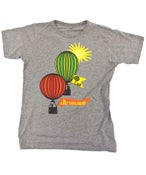 Image of The Jar Family Mens Grey Balloon T-Shirt