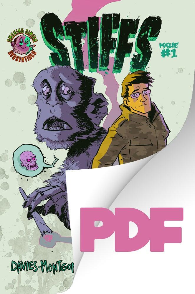 Image of Stiffs #1 DIGITAL EDITION