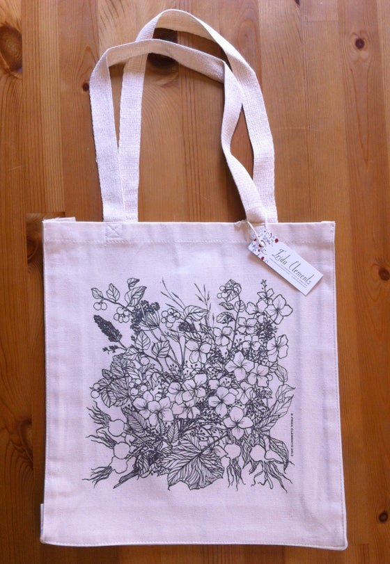 Image of Botanical Shopping Tote