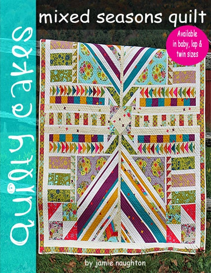 Image of Mixed Seasons Quilt Pattern