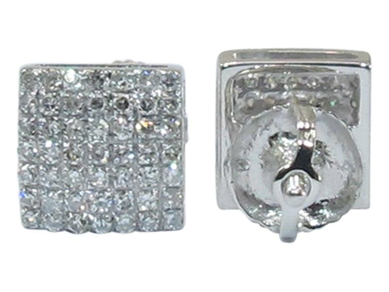 Image of 14kt micro mini earrings