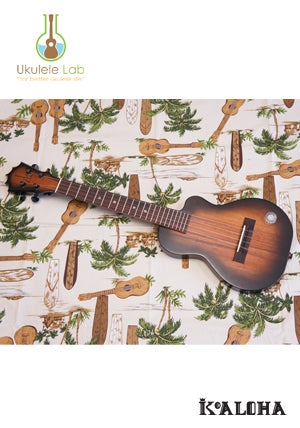 Image of KoAloha Prototype Solid Body Tenor