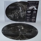 "Image of IVK 004 Hexis / Redwood Hill - Split 7"" Picture Disc"