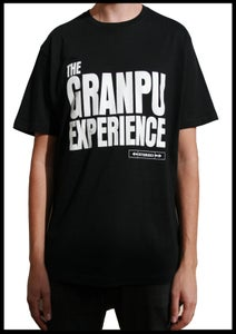 Image of T-SHIRT THE GRANPU EXPERIENCE NEGRA/BLACK