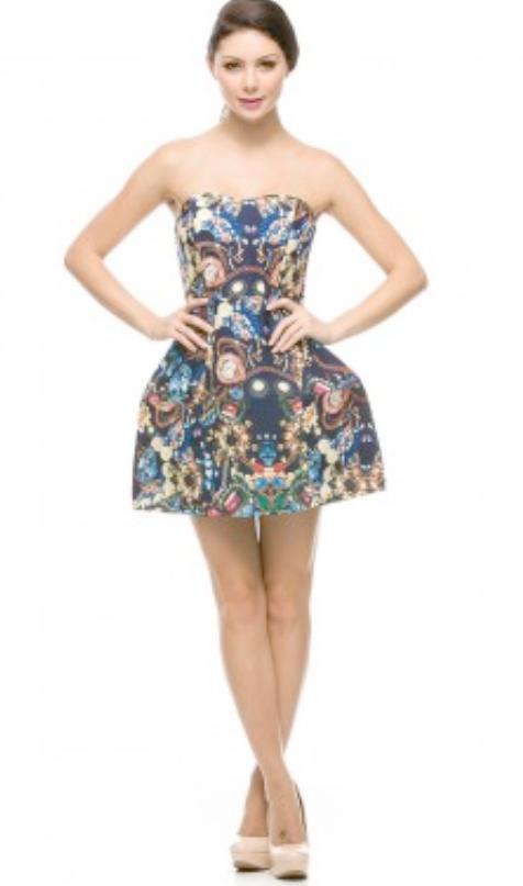 Image of Balloon Dress