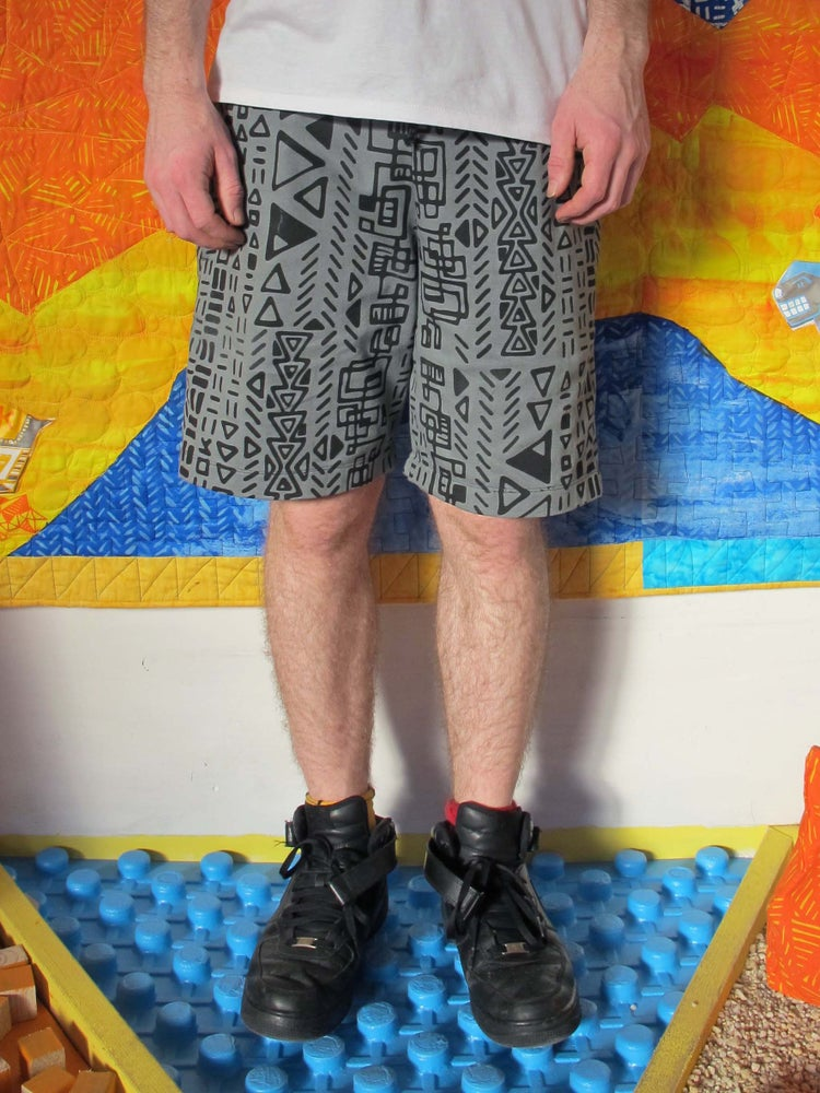 Image of Pok Glyph Shorts