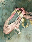 Image of Pointe Shoe