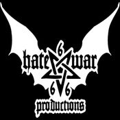 Image of Hate/War Productions Promotional Logo T-shirts